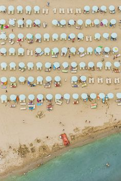 13 Stunning Aerial Photographs of Beaches Photos | Architectural Digest
