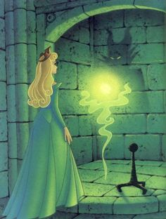"""""""Aurora.... Aurora..."""" this part used to creep me out!"""