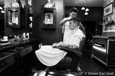 To go: Brabo's Hand Barbershop Historisch centrum Korte Koepoortstraat 8  2000 Antwerpen