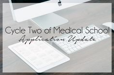 Cycle two of Medschool What to do! Medschool wife