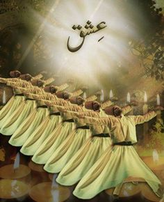 Sufi whirling.