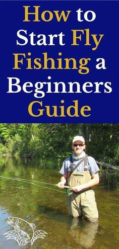 Get the top 10 things you should do to Start Fly Fishing. If you've recently made the decision to start fly fishing, you're in good company. Fly fishing is a sport that is growing rapidly in popularity; it is a challenging, exciting sport that will push y Fly Fishing Basics, Fly Fishing For Beginners, Fly Fishing Gear, Bass Fishing Tips, Gone Fishing, Best Fishing, Trout Fishing, Fishing Lures, Fishing Boats