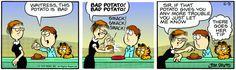 ❤ =^..^= ❤   Garfield Comic Strip, June 09, 1979 on GoComics.com