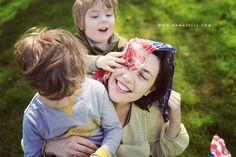 Mamazelle - photo de famille
