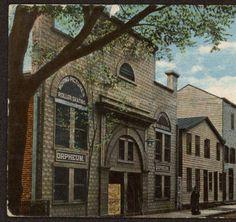 Saugerties, N.Y. Main St. showing Orpheum :: Saugerties Public Library