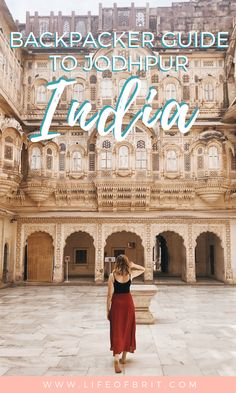 Interested in exploring Jodhpur on a budget? I've got you covered with my comprehensive backpacker guide to Jodhpur for a perfect trip. Jodhpur, India Travel Guide, Asia Travel, Solo Travel, Jaisalmer, Nepal, Vietnam, Thailand, Visit India