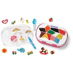 PURCHASED  For Allie and Livvy to share Aquabeads Beginners Studio : Target