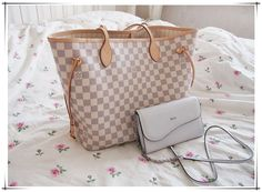 Fashion! Love Neverfull Purse, And You Just Should Take Them With You. $235.99 Now! #Lv #Louis #Vuitton #Handbags