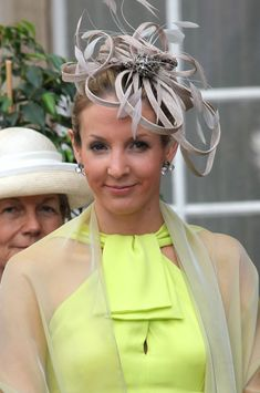 HRH Princess Tessy of Luxembourg
