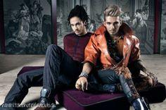 Tokio Hotel Twins 2013   ... 2013 ( Deutschland ) - Chers fans de Tokio Hotel, bienvenue dans votre