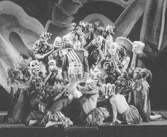 """Orson Welles' """"Voodoo Macbeth"""" set in 19th century Haiti."""