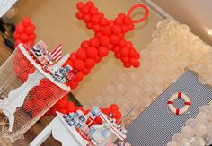 Festa infantil de marinheiro - Bebê.com.br