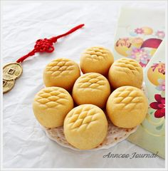 Pineapple Tarts 凤梨酥/黄梨挞   Anncoo Journal - Come for Quick and Easy Recipes