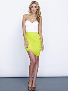 Cooper st chrysallis maxi dress
