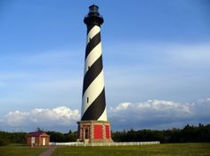 Cape Hatteras,NC Lighthouse - Lighthouses Wallpaper ID 1978790 - Desktop Nexus Architecture