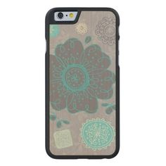 Purchase a new Retro case for your iPhone! Shop through thousands of designs for the iPhone iPhone 11 Pro, iPhone 11 Pro Max and all the previous models! Iphone Case Covers, Phone Cases, Floral Iphone Case, New Paris, Duck Egg Blue, Iphone 6, Carving, Retro, Silver