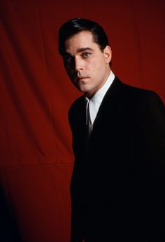 Ray Liotta as Henry Hill in Goodfellas Ray Liotta Goodfellas, Goodfellas 1990, 1990s Films, Black And White Stars, Actor Studio, Popular People, Hooray For Hollywood, Classic Movies, Iconic Movies