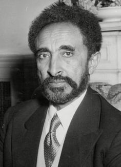 Emperor Haile Selassie of Ethiopia is worshiped as a God by Rastafarians