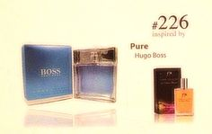 #226 inspired by Pure  50 ml