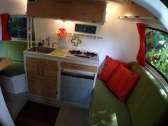 Boler Inn kitchen.