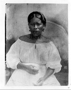 Mulher indigena - Missão Thayer.O Livro Viagem ao Brasil (1865-1866)