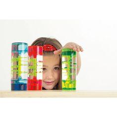 Tropfenbahn Tropfenspiel Wasserspiel Spiral Tube Deko Schreibtisch