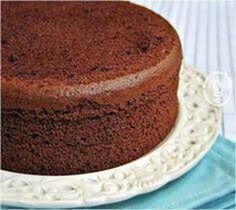 Eggless Chocolate Sponge Cake Recipe by Hafsa Zoya - Cookpad India Eggless Sponge Cake, Chocolate Sponge Cake, Sponge Cake Recipes, Sponge Cake Easy, Genoise Sponge, Eggless Desserts, Eggless Recipes, Eggless Baking, Food Cakes