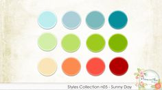 Styles Collection n05 - Sunny Day