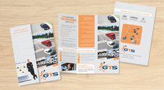 Folder criado para a empresa GTS.