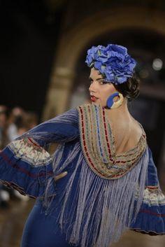 Traje de Flamenca - Carmen-Fitz- - We-love-flamenco-2015 | Wappissima