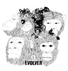 Get your Evolver T-Shirt. A must for any science-believin' Beatles fan