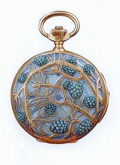 Art Nouveau Designer Rene Lalique. Jewelry ~ Blog of an Art Admirer #Art