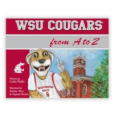 WSU Cougars A to Z