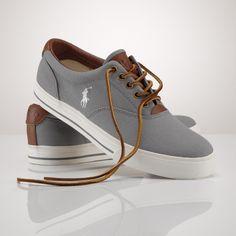 4ece7175aac5e5 Vaughn Canvas Sneaker - Shoes Polo Ralph Lauren - Ralph Lauren UK