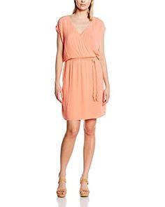 ESPRIT Kleid (orange)