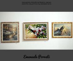 Di Emanuele Porrati - Collettiva Gennaio 2015 - #LEGNANO