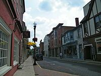 Winchester, Virginia   encyclopedia article by TheFreeDictionary