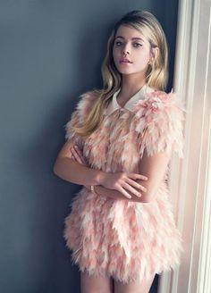 Sasha Pieterse for Bello Magazine.
