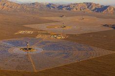 planta solar google