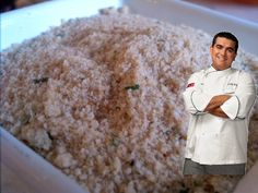 Le Garb: Farinha de rosca especial do Buddy Valastro - Kitchen boss