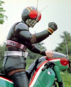 Kamen Rider Black by schmitthrp on deviantART