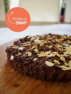 Glutenvrije en Suikervrije Chocolade Taart zonder zuivel