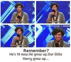 He's 21 now.