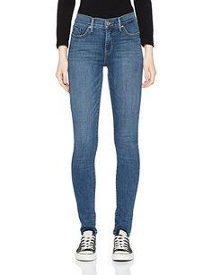 Levi's Women's 311 Shaping Skinny Jeans, Blue (Secret admirer 0074), W30/L30 (Manufacturer Size: 30/30): Amazon.co.uk: Clothing