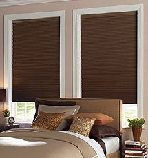 designer textures room darkening cellular shades - Levolor Cellular Shades