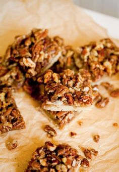 Recipe: Maple Pecan Pie Bars — Thanksgiving Recipes from The Kitchn | The Kitchn