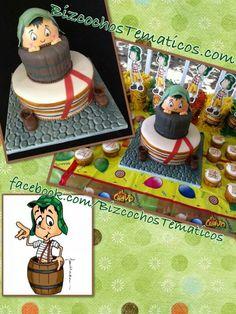 El chavo cake