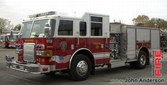 San Antonio Engine 19  (Pierce Enforcer)