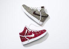 Nike iD x Liberty of London