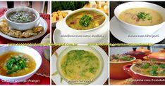 Na Cozinha da Margô: Caldos quentes para o Inverno